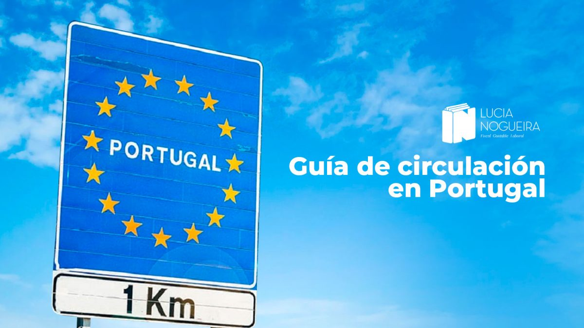 Guia de circulación en Portugal